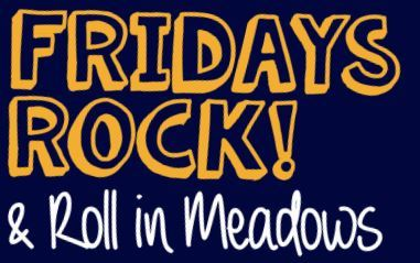 FRIDAYS ROCK! Logo Only