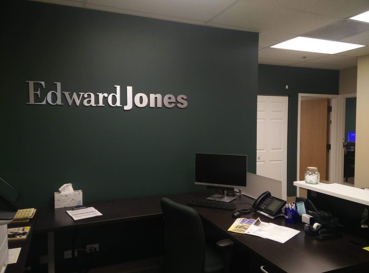 Edward Jones interior 6.19.19